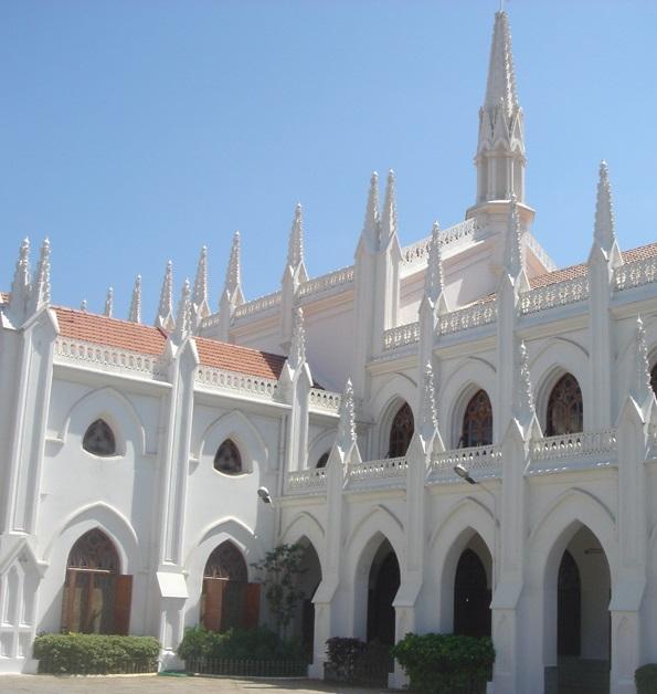 Basilica del Santo Tomas Chennai