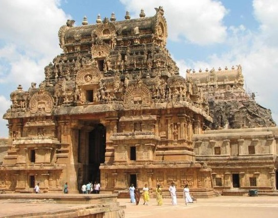 Templo Brihadeswara Tanjore