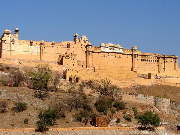 Amer Jaipur Rajastan