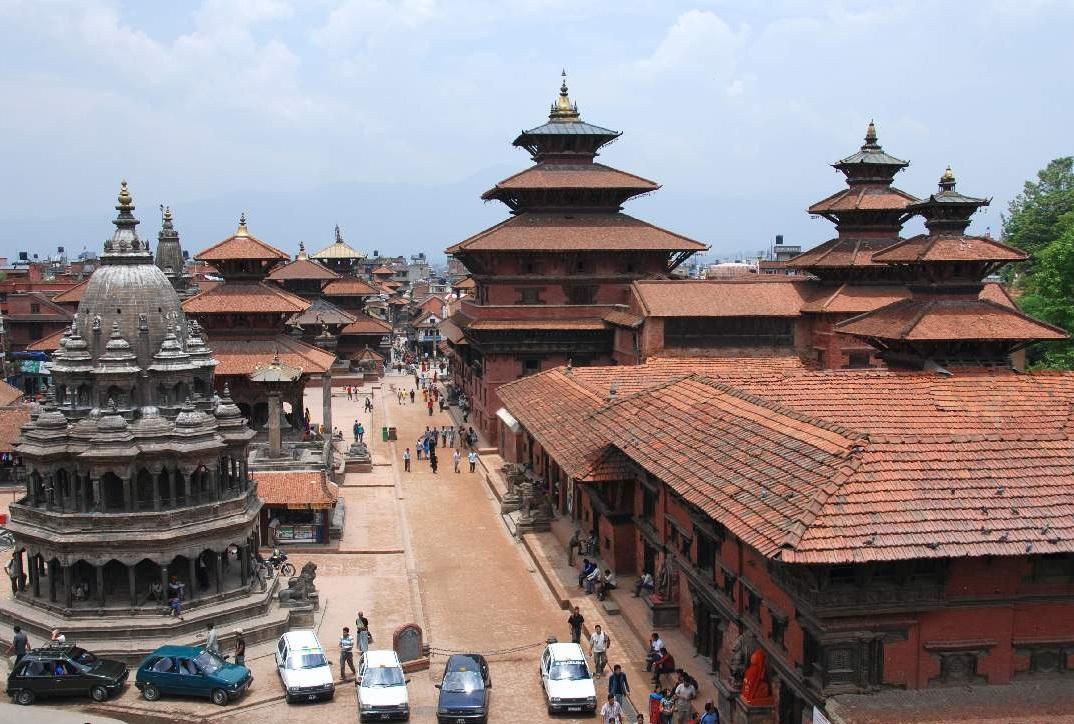 Kathmandu Durbar plaza