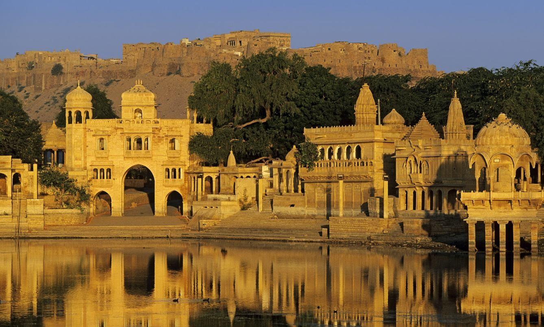 La ciudad dorada Jaisalmer