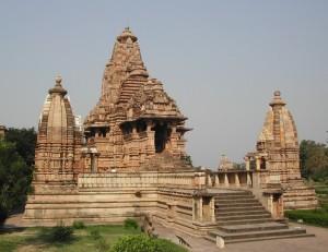 Lakshmana templeo Khajuraho