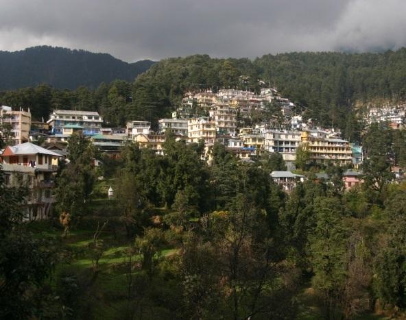 McLeodganj, Dharamsala