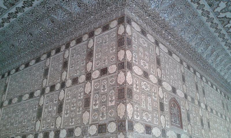 Palacio de Espejo Amer