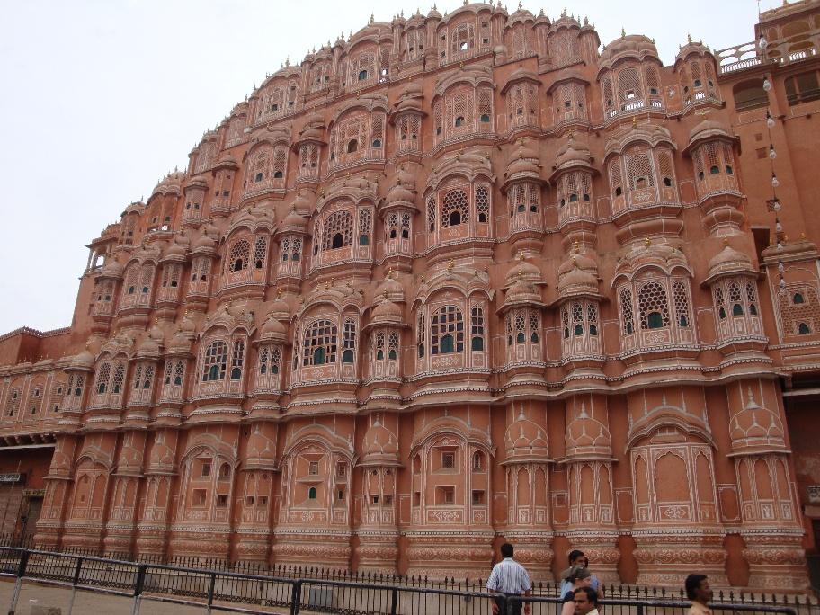 Palacio de viento Jaipur