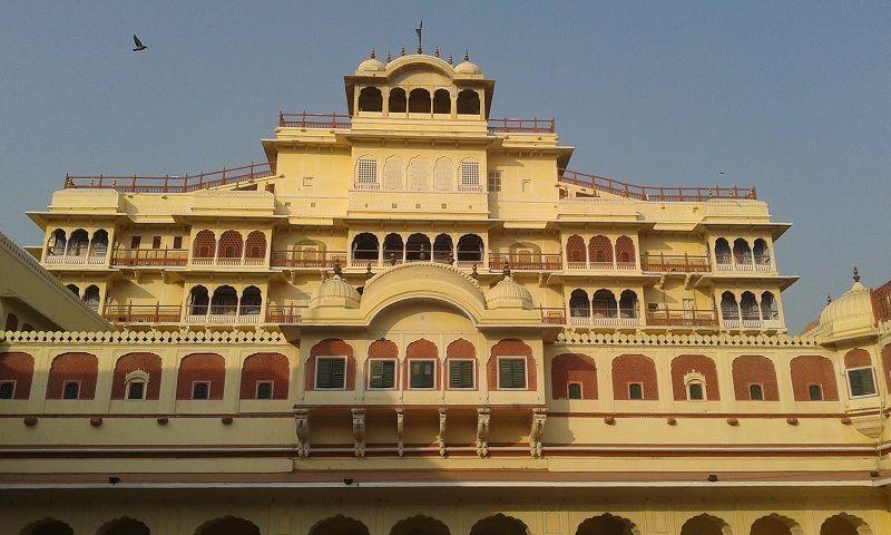 Palacio del Rey Actual Jaipur