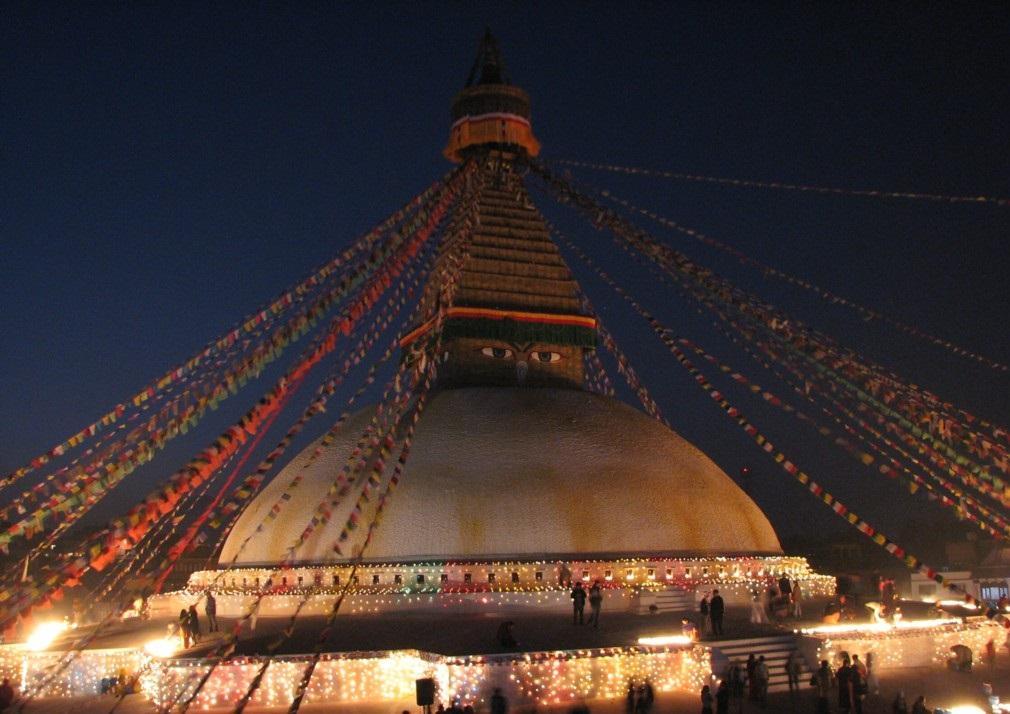 Templo budista Katmandu