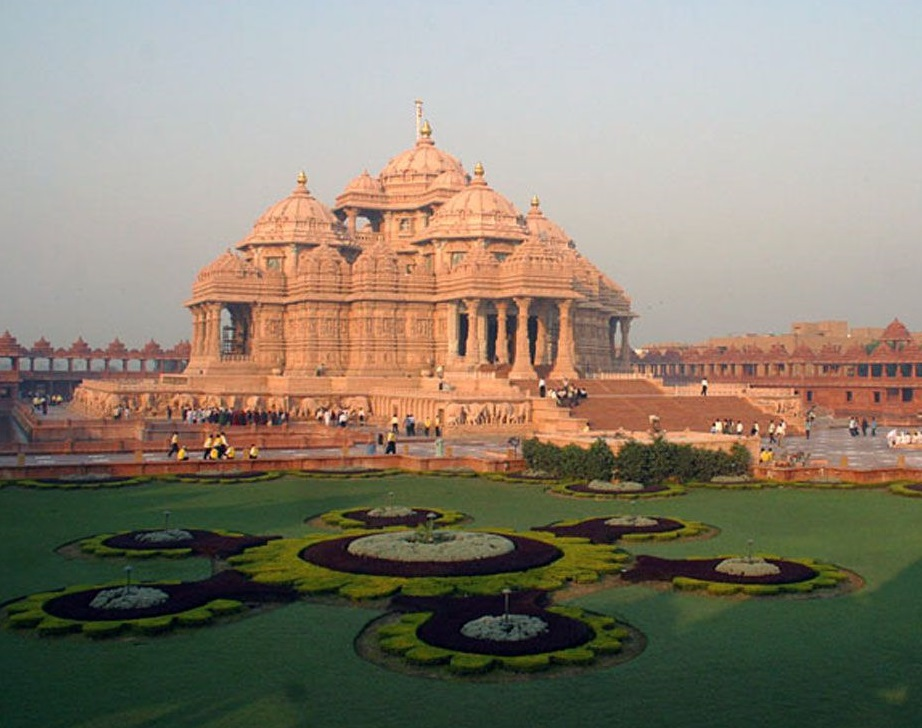 Templo de akshardham Delhi