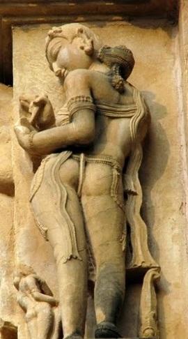 Una mujer con pasion Khajuraho