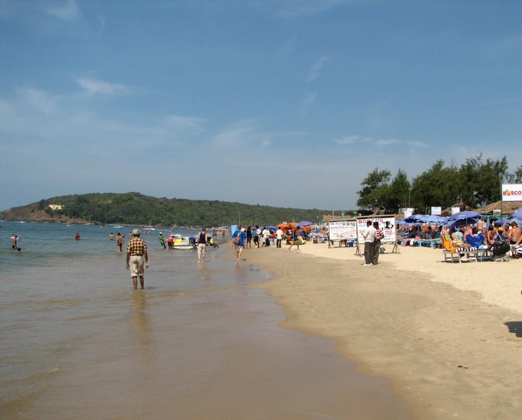 Playa de Goa