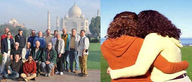 Gay lesbiana viajes India