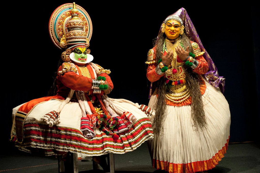 Kathakali Danza Clasica India