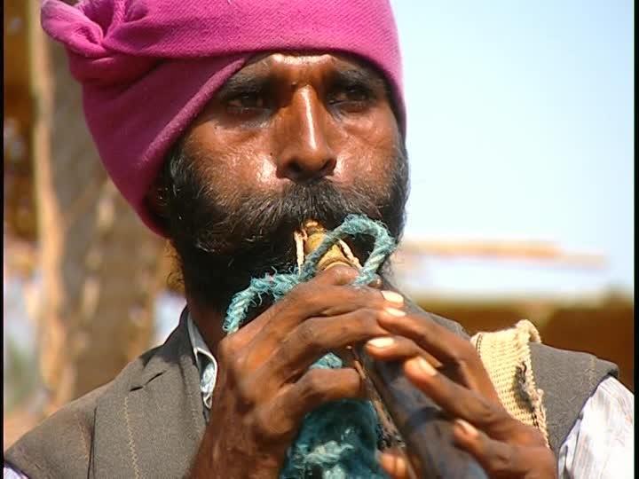 nadaswaram-una flauta india