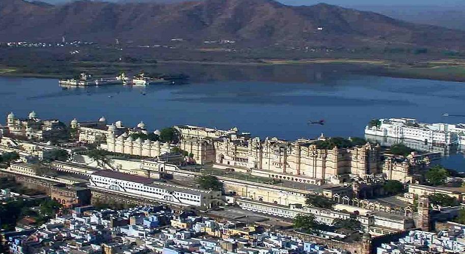 Palacio Ciudad Udaipur Rajasthan