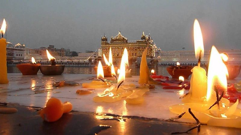 Amritsar Diwali
