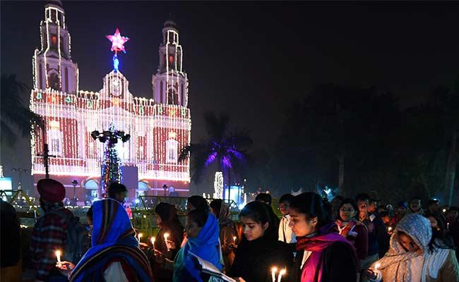 Navidad en Delhi
