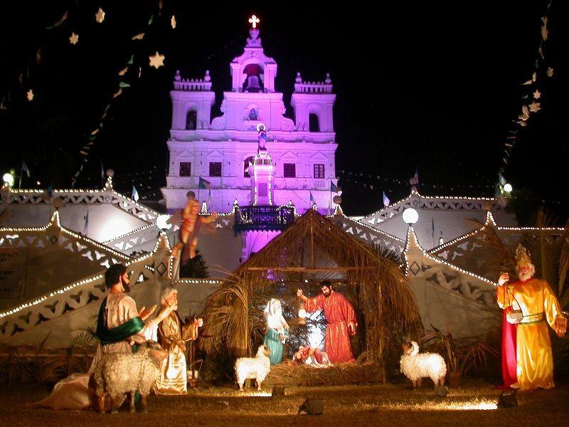 Navidad en Goa