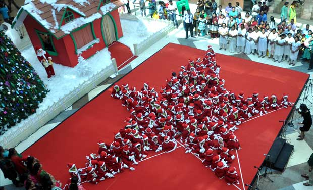 Navidad en Kerala