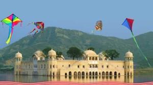 Festival de Cometas en Jaipur