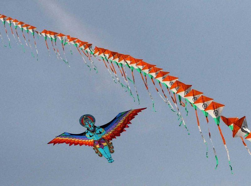 Jaipur Festival de Cometas