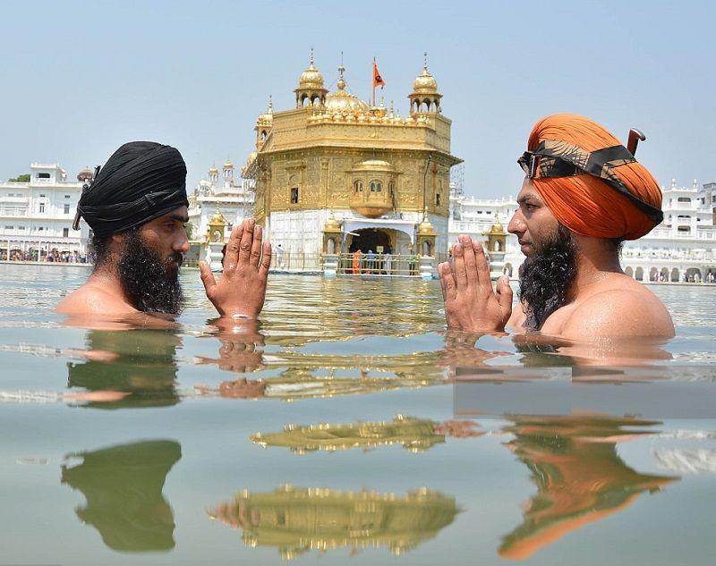 Bano especial en Viajes Amritsar
