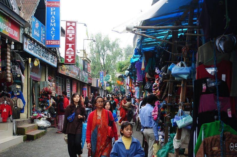Centro Comercial Darjeeling